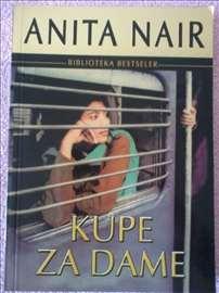 Anita Nair. Kupe za dame. Novo