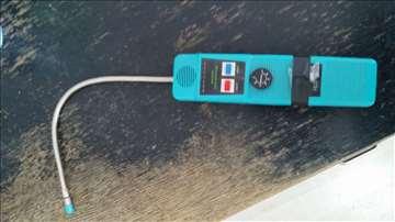 Detektor gasa