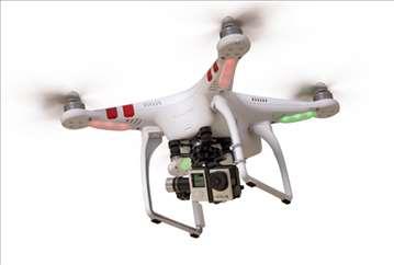 Dron DJI Phantom 2 + H4-3D Gimbel