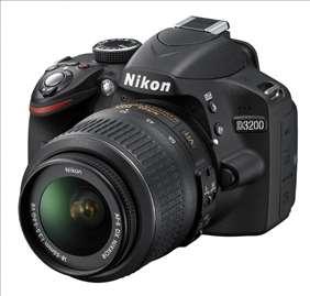 Fotoaparat Nikon D3200 kit I