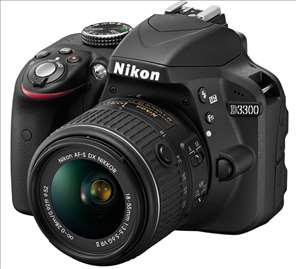 Fotoaparat Nikon D3300 Kit II