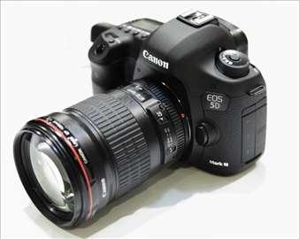 Fotoaparati Canon & Nikon DSLR novo