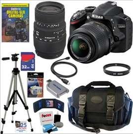 Fotoaparati Nikon & Canon DSLR III