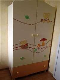 Garderober dečiji Pali