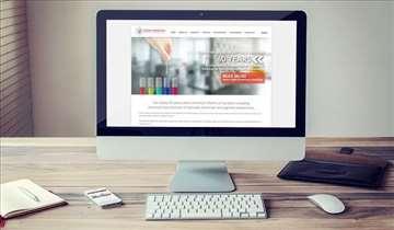 Izrada HTML+CSS web sajta informativnog karaktera