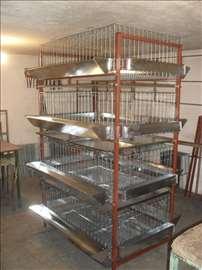 Kavezi za tovne piliće