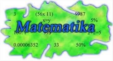 Matematika -  dolazim