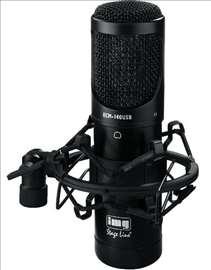 Mikrofon IMG Stage Line ECM-140USB