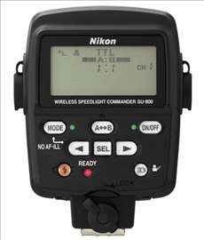 Nikon SU-800 wireless