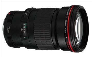 Objektiv Canon 200/F28 USM EF-L II