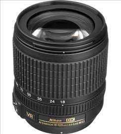 Objektiv Nikon 18-105/F35-56 AF-S DX ED VR