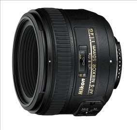 Objektiv Nikon 50 / F14 AF-S G