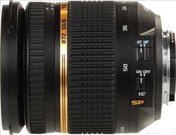 Objektiv Tamron Nikon 17-50/F28 AF SP VC XR Di-II