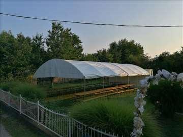 Beli šator za iznajmljivanje prodajem