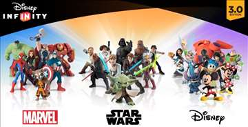 Disney Infinity 3.0 Figurice