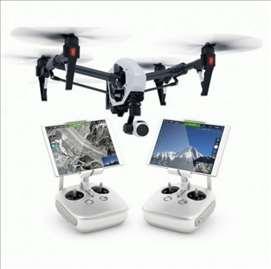 Dron Inspire DJI 1 + 2 Remote Control
