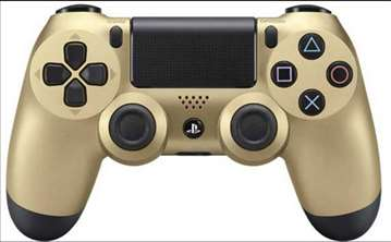 Džojstik PS4 Dual Shock gold