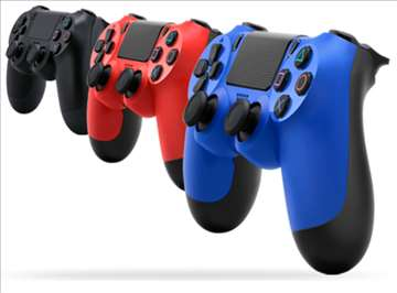 Džojstik PS4 DualShock Crveni/Plavi/Crni