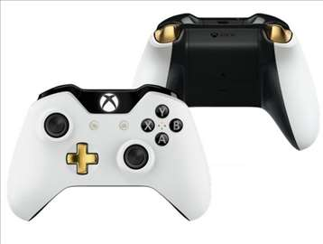 Džojstik Xbox One Gold&White