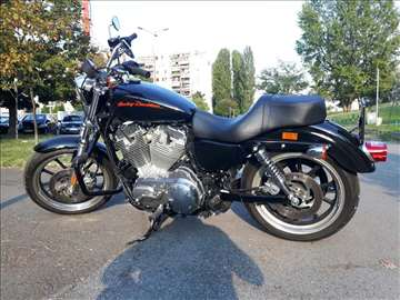 Harley - Davidson Sportster Superlow 883
