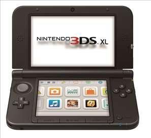 Konzola Nintendo 3DS XL Crni