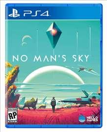 Konzola PS4 1TB + No Man's Sky
