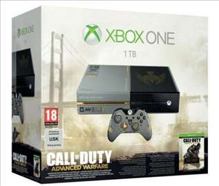 Konzola Xbox One 1TB + Call Of Duty