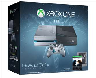 Konzola Xbox One 1TB Halo5 Limited Edition