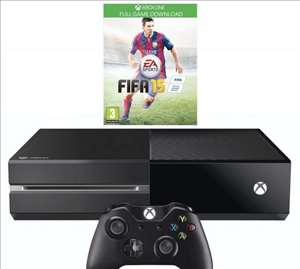 Konzola Xbox One 500GB + Fifa 15