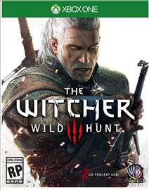 Konzola Xbox One 500GB + Kinect + The Witcher 3