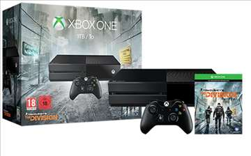 Konzola Xbox ONE The Division