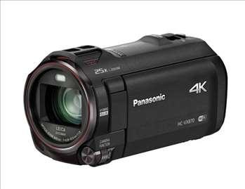 Panasonic HC-VX870 4K Ultra HD kamera