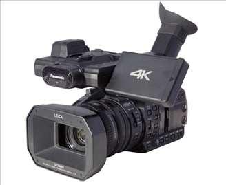 Panasonic HCX1000 4K kamera