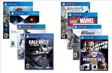 PS4 igrice VI