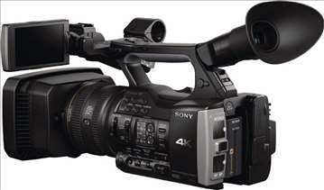 Sony FDR AX1E video kamera