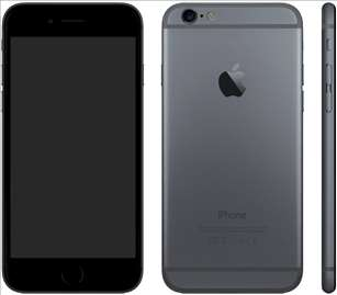 Telefon Iphone 6S 128GB crni