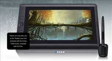 Wacom Cintiq 13HD Touch tablet