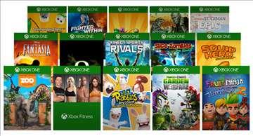 Xbox ONE igrice IV