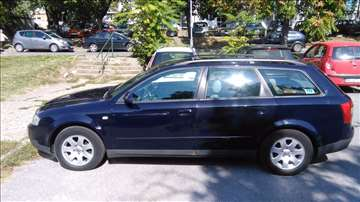 Audi A4 1,9TDI QUATTRO