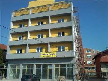 Fasade komplet 5cm komplet sa rukama