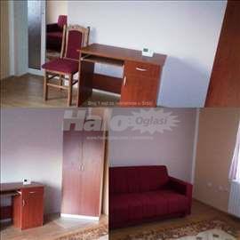 Izadajem nove jednokrevetne sobe, prvo izdavanje