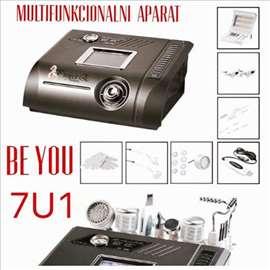 Prodajem 7u1 aparat za lice-mio lift dermo-obuka