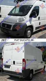 Retrovizor Mehanicki FIAT Ducato 06-14  NOVO