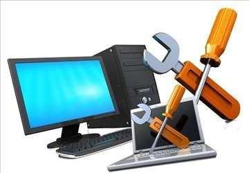 Servis računara i instalacija operativnih sistema
