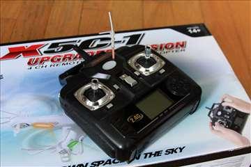 Syma X5 dron modifikacija - veći domet