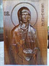 Ikona Svete Petke