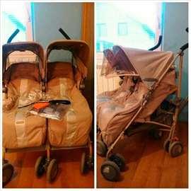 Maclaren twin techno kolica za blizance