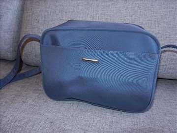 Muška (uniseks ) - muško-ženska siva torbica 24x