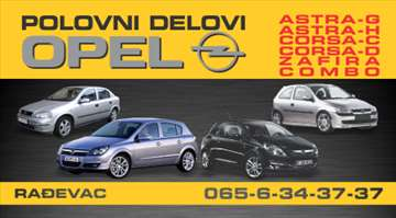 Opel Corsa Karoserija