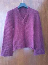 Džemper zimski ručne izrade